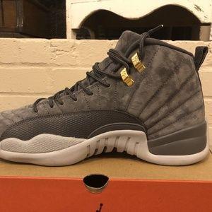Jordan Shoes - Air Jordan 12 Retro 'Dark Grey'